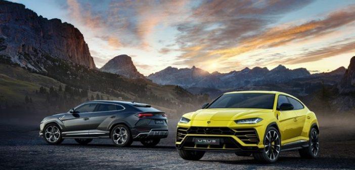 Lamborghini Urus: il primo Super Sport Utility Vehicle del Toro