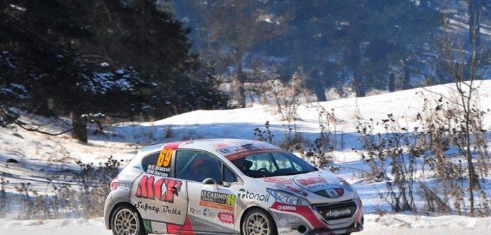 Winners Rally Team. A caccia del podio all'ADAC Rallye Deutschland con Brazzoli-Beltrame