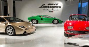 2017 da record per il Museo Lamborghini