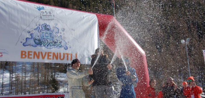 Kaleidosweb saluta gli occupanti del podio di The Ice Challenge