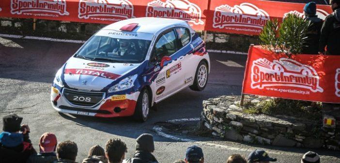Provincia Granda Rally Club: tutti in R2B alla Ronde Val Merula