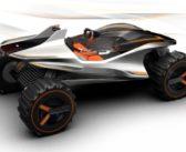 Hyundai Kite: il dune buggy rinasce con IED