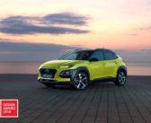 Hyundai Kona e i30 Fastback premiate agli iF Design Awards 2018