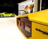 I progetti di Lamborghini Polo Storico al Salon Rétromobile 2018