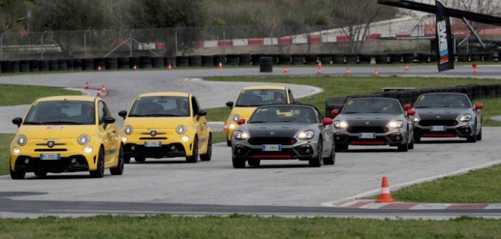 Ecco i vincitori di Aci Rally Italia Talent targato Abarth