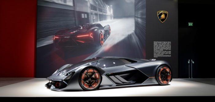 Lamborghini Terzo Millennio al Motor Show di Ginevra 2018