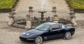 90° Edizione Concorso di Eleganza Villa D'Este e Touring Superleggera Sciàdipersia Cabriolet