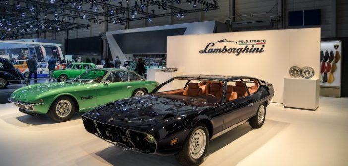 Le nozze d'oro di Lamborghini Espada ed Islero