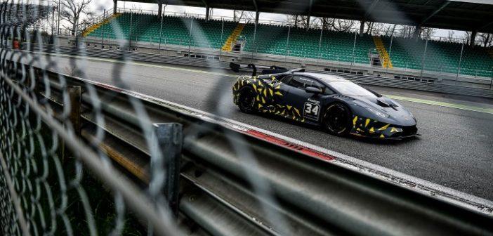 Parte da Monza il programma di Iron Lynx nel Lamborghini Super Trofeo