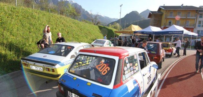 8° Valsugana Historic Rally: verifiche terminate