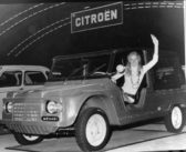 Citroën festeggia i cinquant'anni di Mehari