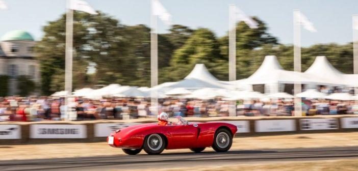 Alfa Romeo, grande protagonista del Festival of Speed