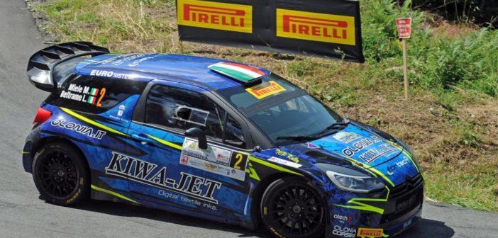 A Miele-Beltrame il 34° Rally della Lanterna – 2° Rally Val d'Aveto