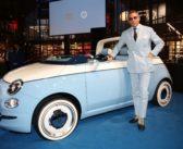 """Garage Italia e Fiat festeggiano i 60 anni della 500 """"Spiaggina"""""""
