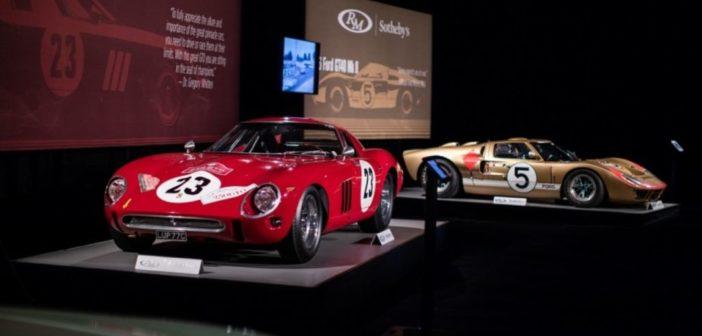 Asta record: 48,4 milioni di dollari per una Ferrari 250 GTO del 1962