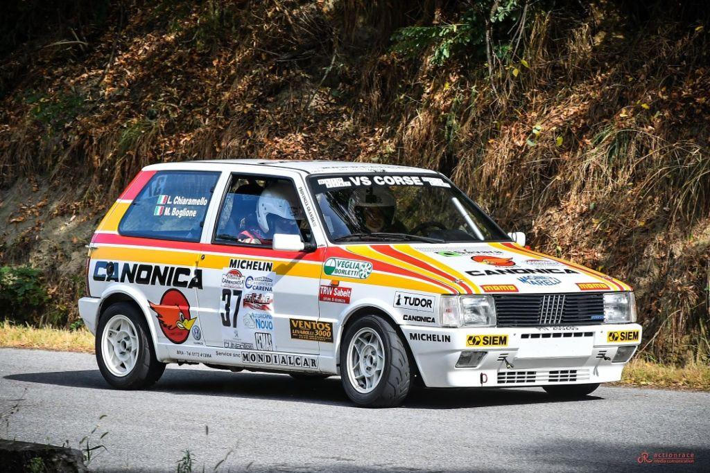 Torna Il Rally Di Carmagnola E Subito Fa Spettacolo Oltre