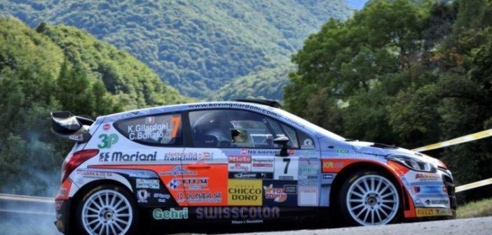 Per Kevin Gilardoni il Como sarà ancora in WRC