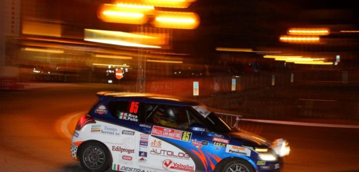 Suzuki Rally Cup: seconda affermazione di Roberto Pellè al Rally San Martino