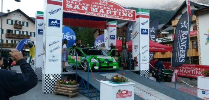 Pancrazi-Cervi, un podio di classe per il Lanterna Corse R.T.
