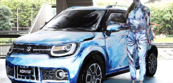 Grande successo per l'asta Suzuki HYBRID ART a favore della GAM di Torino