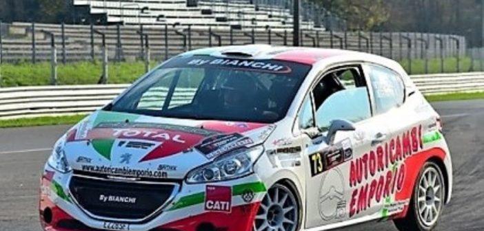 Ottimo l'esordio di Davide Porta allo Special Rally Circuit di Monza