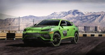 Lamborghini Urus ST-X Concept: il primo Super SUV da competizione