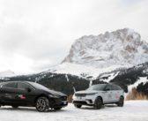 Al via il Jaguar Land Rover Winter Tour 2018