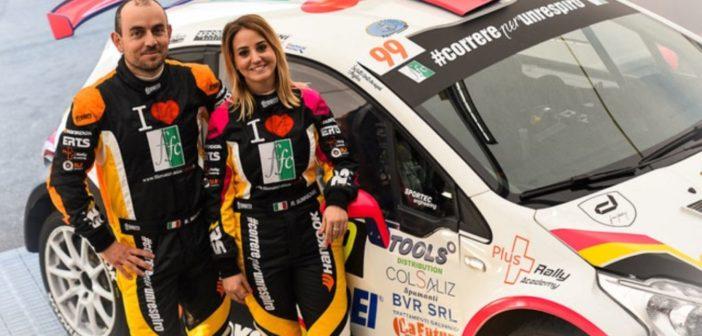 Il debutto in R5 di Rachele Somaschini: dopo il Monza Rally Show, Montecarlo