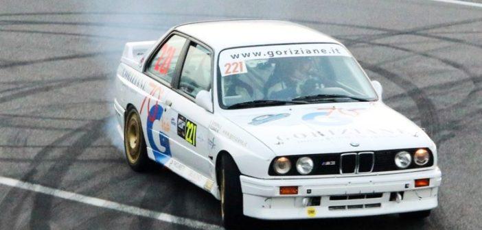 Monza Rally Show sofferto per la ScuderiaPalladio Historic
