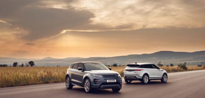 Nuova Range Rover Evoque, tutta da gustare in mille immagini