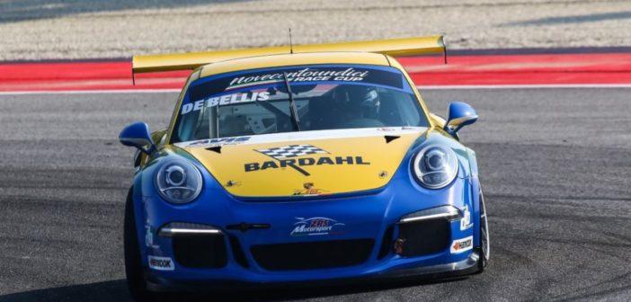 """De Bellis: """"Voglio difendere il titolo"""" Novecentoundici Race Cup questione di…strategia"""