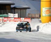 smart EQ fortwo e-cup Al via i test invernali su neve e ghiaccio