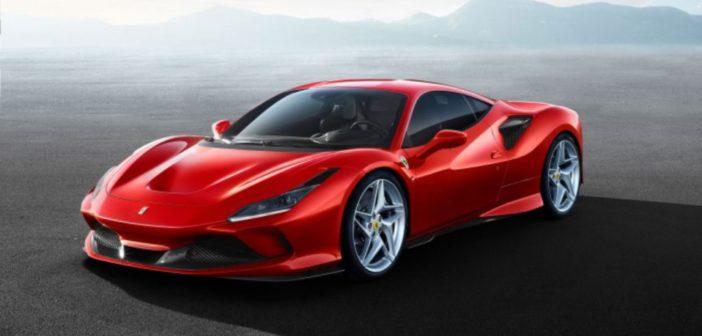 La nuova Ferrari F8 Tributo: la definitiva Ferrari V8 a motore centrale