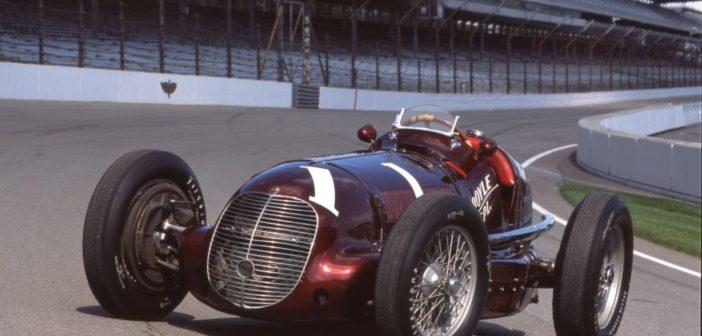 Maserati 8CTF: clamorosa vittoria della 500 Miglia di Indianapolis nel 1939