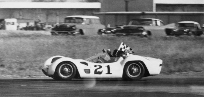 Maserati Tipo 60, debutto e vittoria a Rouen il 12 luglio 1959