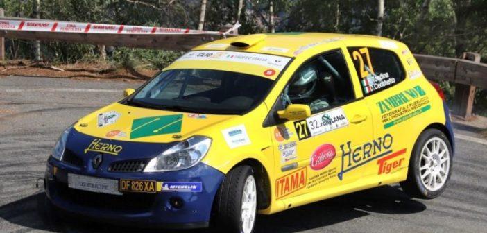 Riccardo Tondina vince anche al Rally Lana