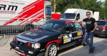 Historic Racing Motorsport: al Rally Weiz con Alberto Battistolli