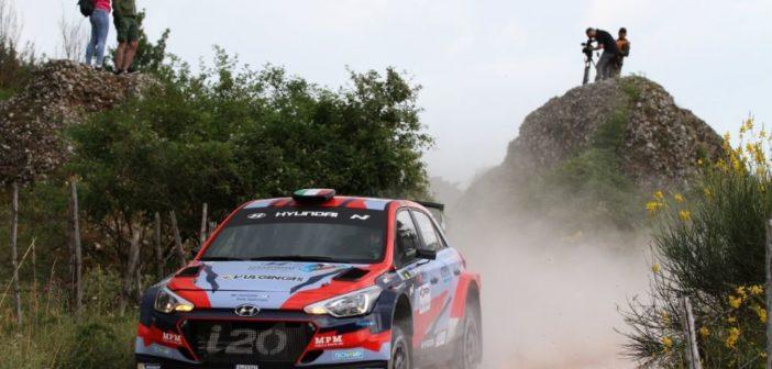 Hyundai Rally Team Italia al debutto sull'asfalto con il Rally di Roma Capitale