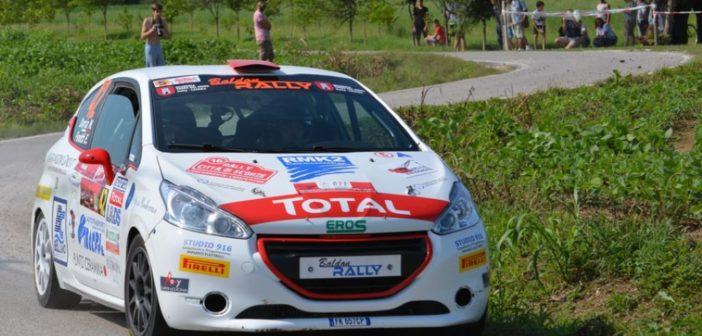 Baldon Rally sugli scudi a Scorzè con Eros Finotti