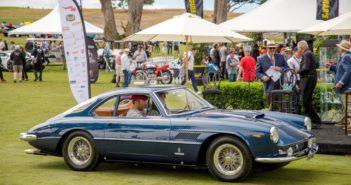 La Ferrari 250 GT II Cabriolet del 1960 di Ron Corradini è Best in Show a Concorso Italiano 2019