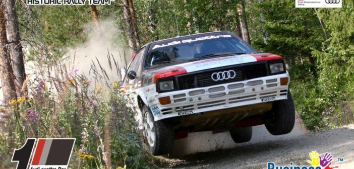 1° Audi Quattro Day al Golf Matide di Canossa