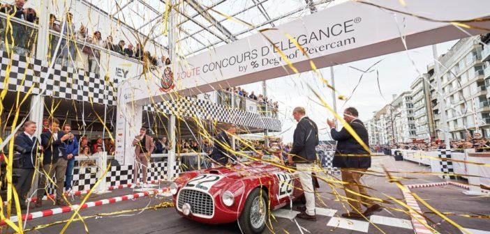 Touring Superleggera protagonista a Zoute Concours d'Elegance
