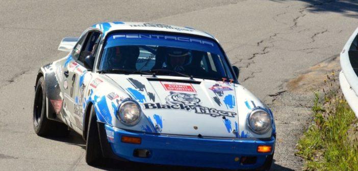 Lucio Da Zanche centra il podio della Grande Corsa su Porsche