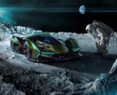 Nuova Lambo V12 Vision Gran Turismo presentata a Monte Carlo