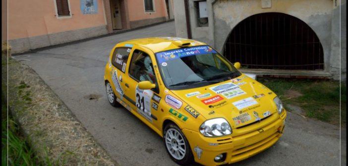 Rally del Piemonte, Classe N3: monologo ai vertici di Annovi il giovane con Stefania Martini