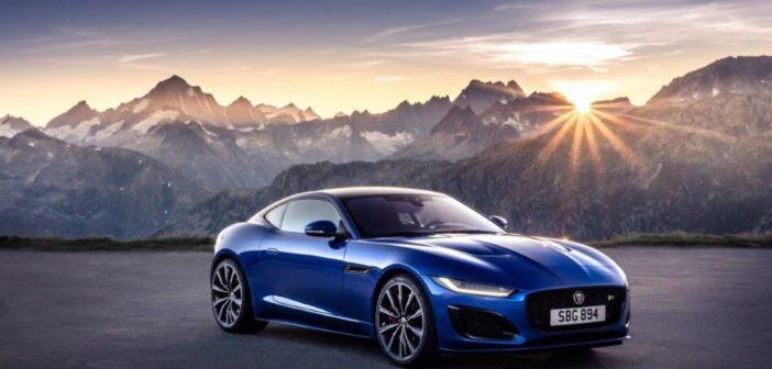 Ecco la nuova Jaguar F-Type