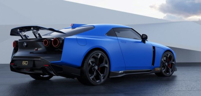 Nissan GT-R50 by Italdesign in arrivo a fine 2020