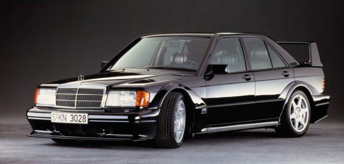 Trent'anni fa debuttava la Mercedes-Benz 190 E 2.5-16 Evolution II