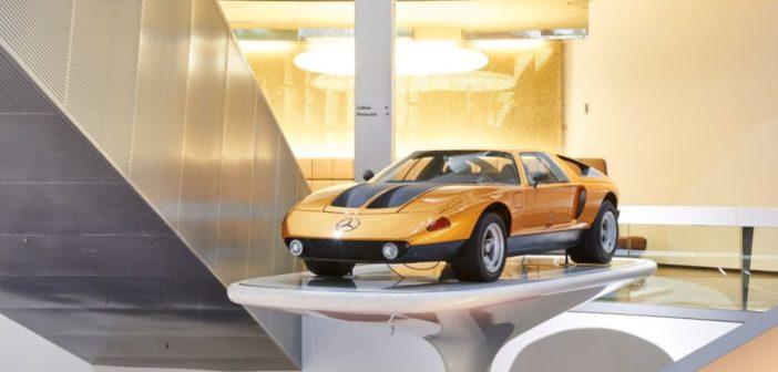 Dalla C 111-II alla Vision AVTR: il futuro secondo Mercedes, dalle tele di Andy Warhol alle visioni di Avatar