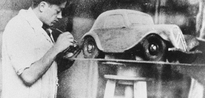 Flaminio Bertoni grande protagonista nella storia dello stile Citroën